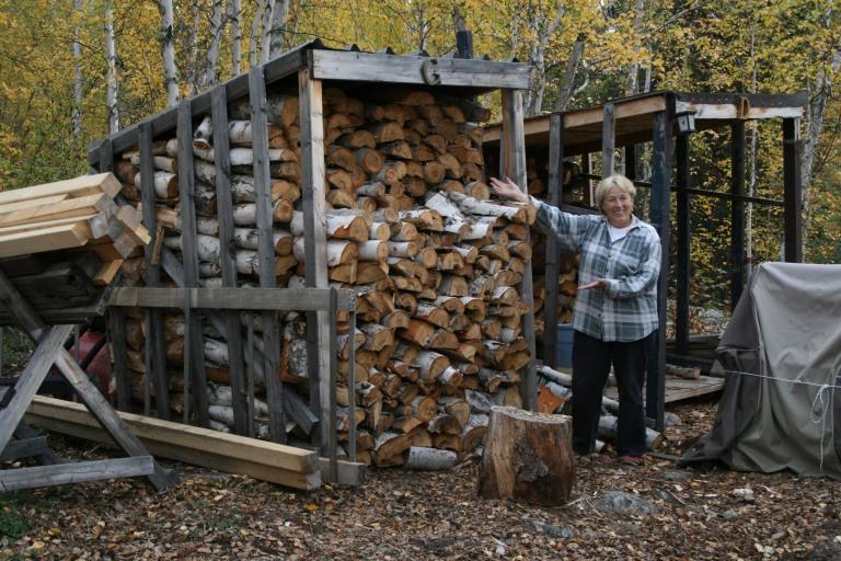 Gramma wood